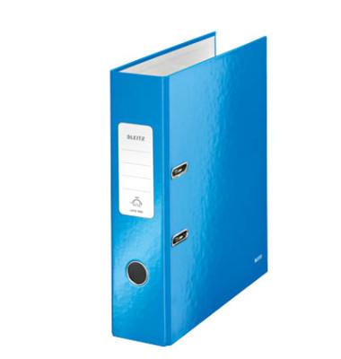 180° WOW 10050036 blau Ordner A4 80mm breit