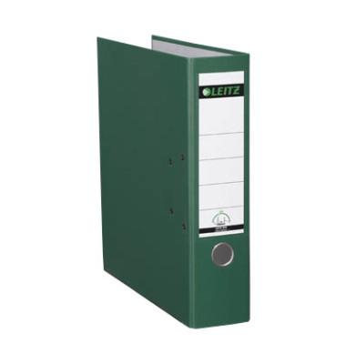 180° Plastik 10105055 grün Ordner A4 80mm breit