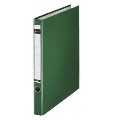 Plastik-Ringordner 10140055 grün Ordner A4 35mm schmal