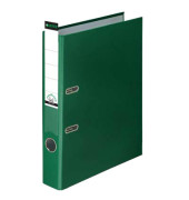 180° Plastik 10155055 grün Ordner A4 52mm schmal