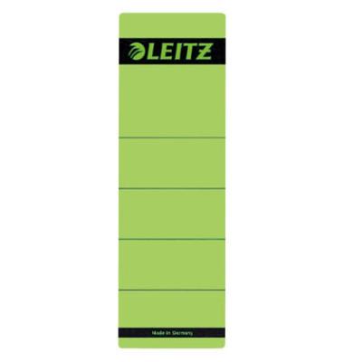 Rückenschilder 1642-00-55 61 x 192 mm grün 10 Stück zum aufkleben