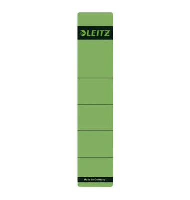 Rückenschilder 1643-00-55 39 x 192 mm grün 10 Stück zum aufkleben