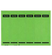 Rückenschilder 1686-20-55 39 x 192 mm grün 150 Stück zum aufkleben