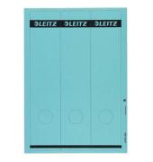 Rückenschilder 1687-00-35 61 x 285 mm blau 75 Stück zum aufkleben