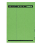 Rückenschilder 1687-00-55 61 x 285 mm grün 75 Stück zum aufkleben