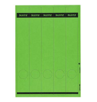 Rückenschilder 1688-00-55 39 x 285 mm grün 125 Stück zum aufkleben