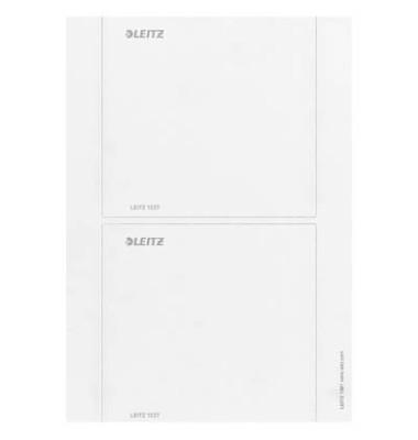 Rückenschilder 1691 156 x 146 mm weiß 10 Stück für Prestige, Active und Solid