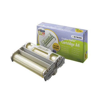 Folienkassette für Easy Laminator A4 transparent 0,08mm 10m