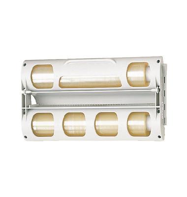 18649 Folienkassette für Kalt-Laminiergeräte CS9 A4 farblos 80 mic 30m