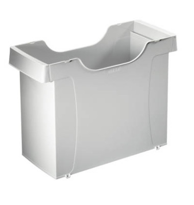 Hängemappenbox ungefüllt grau 370x260x162 Uni-Box