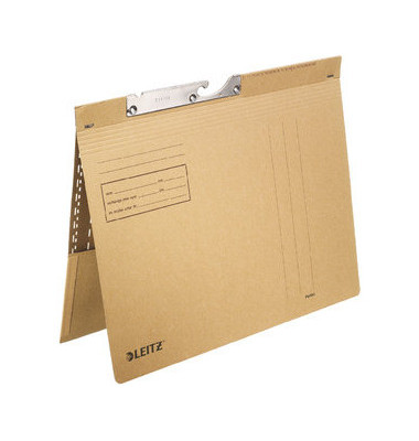 Pendelhefter 2012 A4 250g Karton grau kaufmännische Heftung mit Tasche