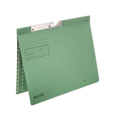Pendelhefter 2013 A4 320g Karton grün kaufmännische Heftung