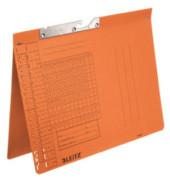 Pendelhefter 2013 A4 320g Karton orange kaufmännische Heftung