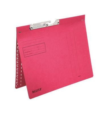 Pendelhefter 2014 A4 250g Karton rot kaufmännische Heftung