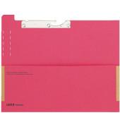 Pendel-Fehlkarte 2029 A4 320g Karton rot mit Tasche