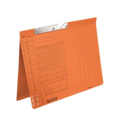 Pendelhefter 2093 A4 320g Karton orange Amtsheftung
