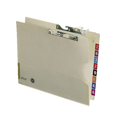 Pendeltasche RC-Karton A4 320g chamois 344x284mm Flexofil