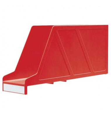 Stehsammler A4 quer class-o-rama rot 97x336x156mm Kunstst.