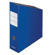 Stehsammler 2426-00-35 80x265x320mm A4 Feinwellpappe blau