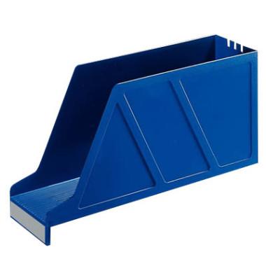 Stehsammler 2427-00-85 Standard 97x335x178mm A4-quer Polystyrol blau