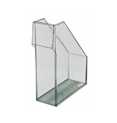 Stehsammler 2475-00-02 Exclusiv 105x295x325mm A4 Polystyrol transparent