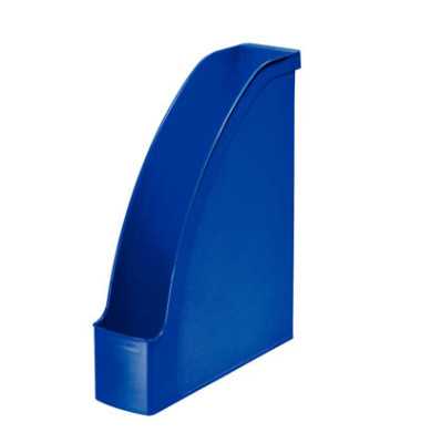 Stehsammler 2476-00-35 Plus 78x278x300mm A4 Polystyrol blau
