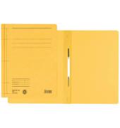 Schnellhefter Rapid 3000 A4 gelb 250g Karton kaufmännische Heftung / Amtsheftung bis 250 Blatt