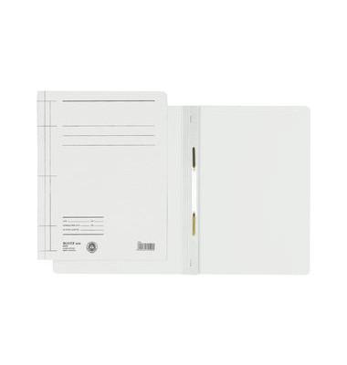 Schnellhefter Rapid, Manila(RC), kfm. Heft./Amtsheft., A4, weiß
