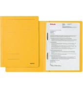 Schnellhefter Fresh 3003 A4 gelb 250g Karton kaufmännische Heftung / Amtsheftung bis 250 Blatt