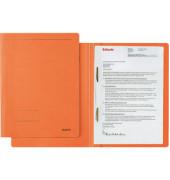 Schnellhefter Fresh 3003 A4 orange 250g Karton kaufmännische Heftung / Amtsheftung bis 250 Blatt