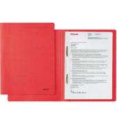 Schnellhefter Fresh 3003 A4 rot 250g Karton kaufmännische Heftung / Amtsheftung bis 250 Blatt