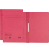 Schnellhefter Rapid 3005 A5 rot 250g Karton kaufmännische Heftung / Amtsheftung bis 250 Blatt