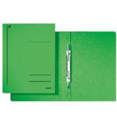 Spiral-Schnellhefter 3040 A4 grün 320g Karton kaufmännische Heftung bis 250 Blatt