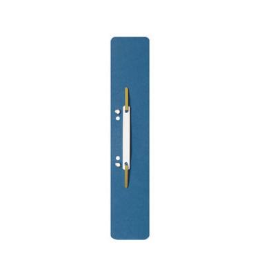 Heftstreifen 3700 lang RC-Karton blau 60x305mm 25 Stück