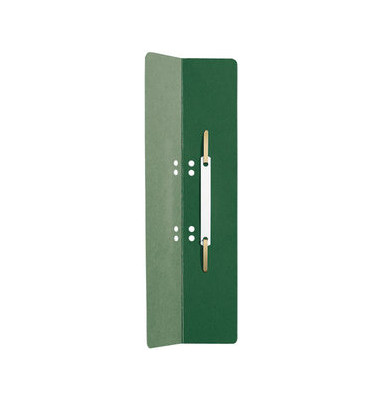 Einhängeheftrücken o.Heftfalz 3720 grün 60x305mm ungeöst