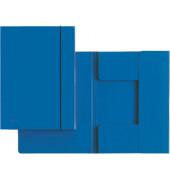 Gummizugmappe 3926 A4 blau