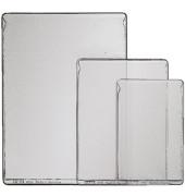 Ausweishüllen A5 PVC-Weichfolie glasklar 148x210mm 50 Stück