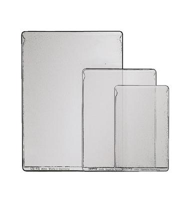 Ausweishüllen A6 PVC-Weichfolie glasklar 148x210mm 50 Stück