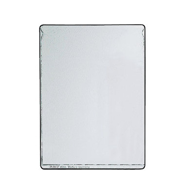 Ausweishülle 4076 PVC-Weichf. f. A6 glasklar 105x148mm 0,2mm