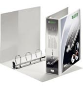 Präsentations-Ringbuch Premium SoftClick 4204-00-01 A4+ weiß 4-Ring Ø 50mm Kunststoff