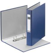Ringbuch Standard 4213-00-35 A5 blau 2-Ring Ø 25mm Kunststoff