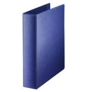 Ringbuch 4603 SoftClick A4 überbreit blau 4-Ring Ø 40mm