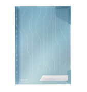 4726-35 CombiFile blau A4 Prospekthüllen genarbt 200my 5 Stück