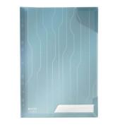 4728-35 CombiFile Hardback blau A4 Prospekthüllen genarbt 200my 3 Stück