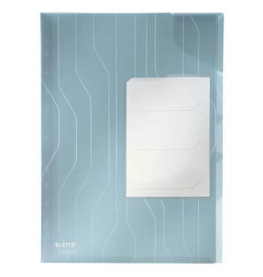 Organisationshüllen CombiFile blau A4 für 3x 20Blatt 3 Stück