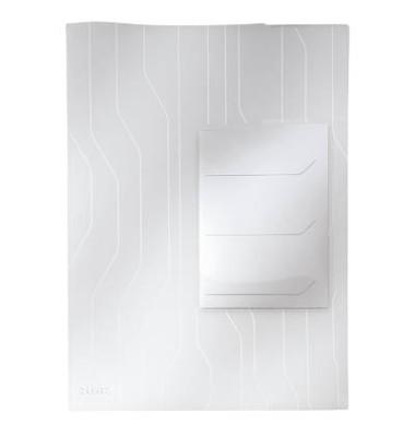 Organisationshüllen CombiFile farblos A4 für 3x 20Blatt 3 Stück