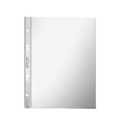 4735 A5 Super Premium Prospekthüllen oben offen glasklar 80my
