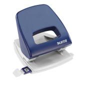 Locher 5005 Topstyle blau 2,5mm 25 Blatt mit Anschlagschiene