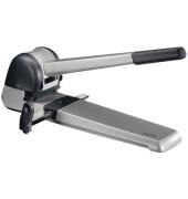 Registraturlocher 5182-00-84 schwarz bis 25mm 250 Blatt mit Anschlagschiene