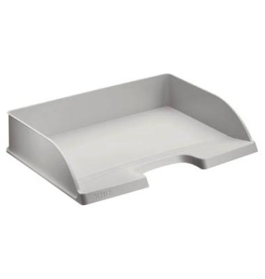 Briefablage 5218 Standard Plus A4 / C4 quer grau stapelbar